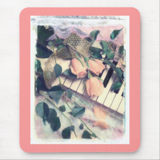 piano melody889-1 PT Mouse Pad