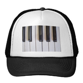 Piano Music Cap