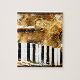 Piano Music Jigsaw Puzzle