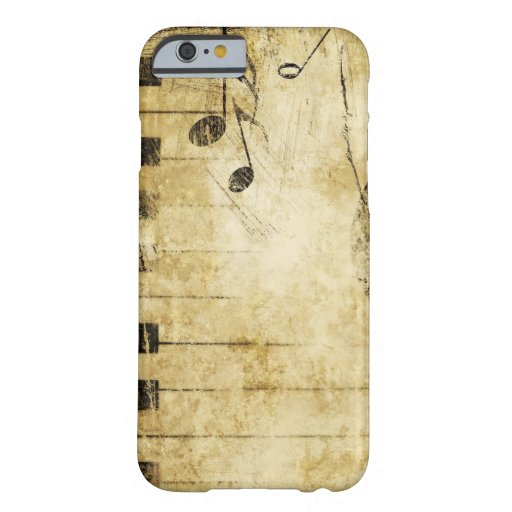Piano Music Notes iPhone 6 Case