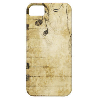 Piano Music Notes Case For The iPhone 5