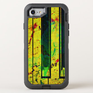 Piano Music OtterBox Defender iPhone 8/7 Case
