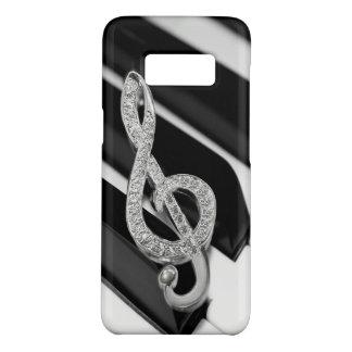 piano Music symbol Case-Mate Samsung Galaxy S8 Case