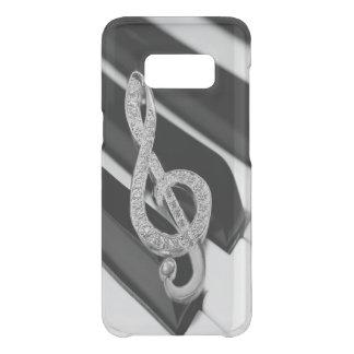 piano Music symbol Uncommon Samsung Galaxy S8 Case
