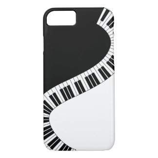 Piano Musical Phone Case