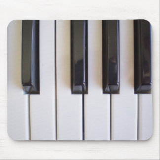 piano notes v1 mouse pad