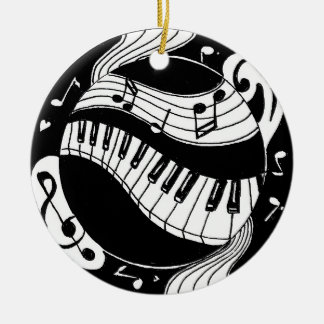 piano ornament