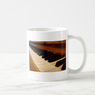 Piano Photo Basic White Mug