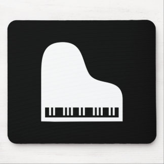 Piano Pictogram Mousepad