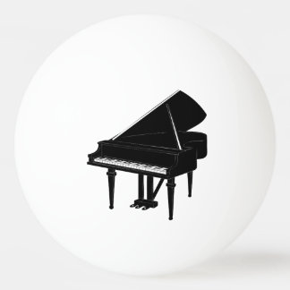 Piano Ping Pong Ball