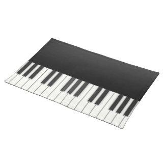 Piano Place Mat