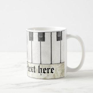 Piano Player or Teacher Mug