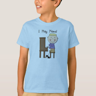 Piano Player Tshirts and Gifts