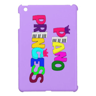 Piano Princess iPad Mini Cover For The iPad Mini