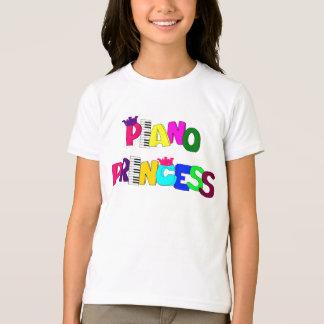 Piano Princess T-Shirt