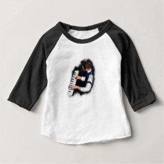 Piano Singer Baby T-Shirt