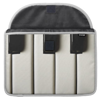 Piano Sleeve For MacBook Pro