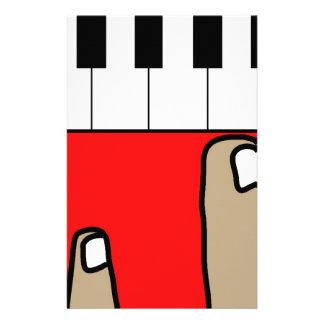 Piano Stationery