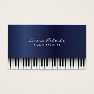 Piano Teacher Royal Blue Musical