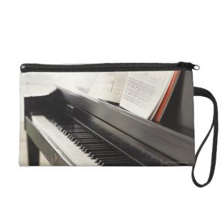 Piano Wristlet