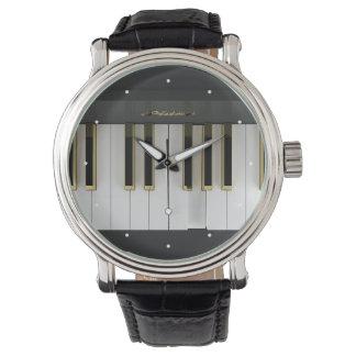 Piano Wristwatch
