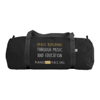 Pianos For Peace Gym Bag