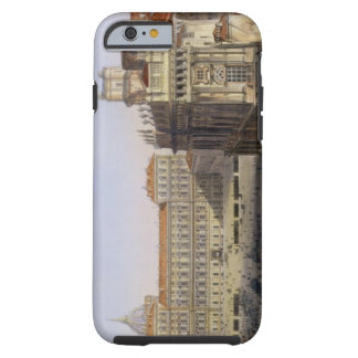 Piazza Castello, Turin, engraved by F. Citterio (c Tough iPhone 6 Case