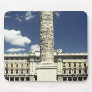 Piazza Colonna, Italy Mouse Pad
