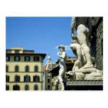 Piazza della Signoria, Florence, Italy Postcards