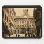 Piazza di Monte Citorio, Rome, Italy classic Photo