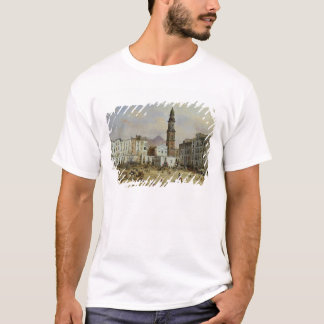 Piazza Mazaniello, Naples T-Shirt