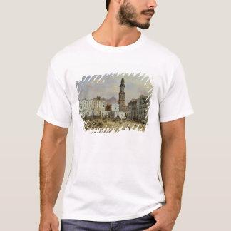 Piazza Mazaniello, Naples T-Shirt