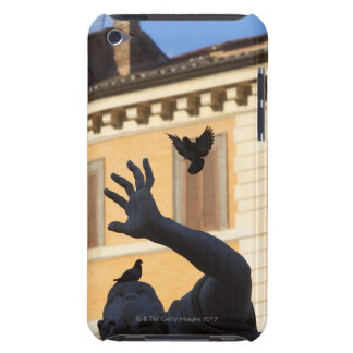Piazza Navona Bernini fountain statue, pigeon in iPod Touch Covers