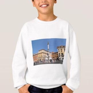 Piazza Navona in Rome, Italy Sweatshirt
