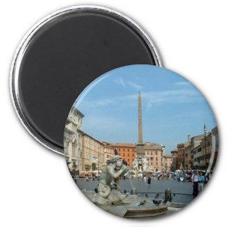 Piazza Navona - Rome Magnet