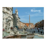 Piazza Navona - Rome Post Cards