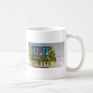 piazza noavona flower coffee mug