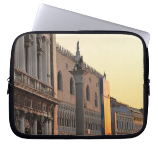Piazza San Marco (St. Mark's Square, Venice Computer Sleeve