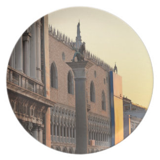 Piazza San Marco (St. Mark's Square, Venice Plate