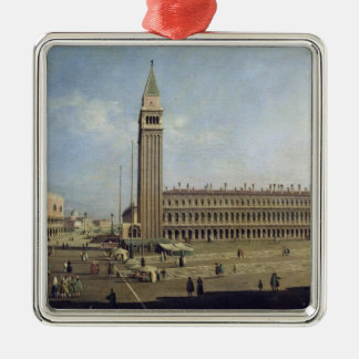 Piazza San Marco, Venice Christmas Ornament