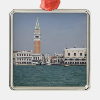 Piazza San Marco Venice Italy Christmas Ornament