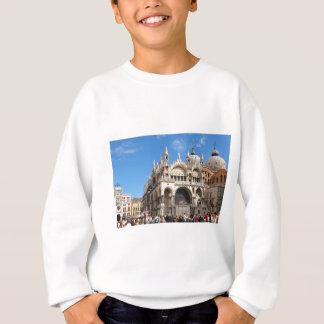 Piazza San Marco, Venice, Italy Sweatshirt