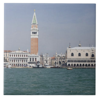 Piazza San Marco Venice Italy Tile