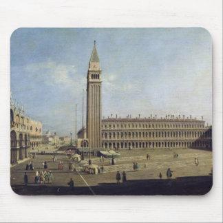Piazza San Marco, Venice Mouse Mat