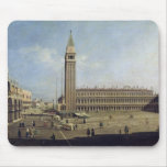 Piazza San Marco, Venice Mouse Pad