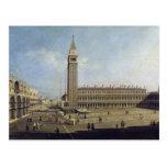 Piazza San Marco, Venice Postcard