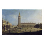 Piazza San Marco, Venice Print