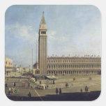 Piazza San Marco, Venice Sticker