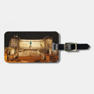 Piazza Venezia, Rome Luggage Tag