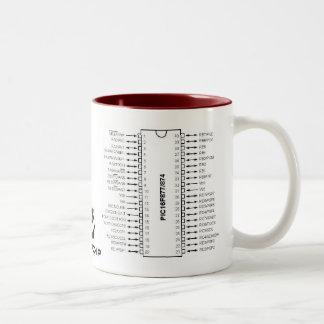 PIC Microcontroller Datasheet Mug